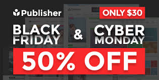 black friday magazine wordpress black friday deals 2016 the best time to get 75 off
