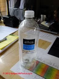 Plastic Bottles And Liquid Storage - plastic number codes plastic container types numbering codes