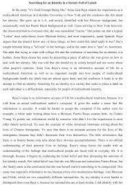 Example Essay Argumentative Writing Examples Of Thesis Statements For Argumentative Essays