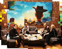 Pixar Offices by Animating A Blockbuster How Pixar Built Toy Story 3 Wired