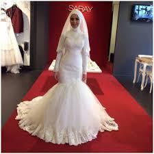 online get cheap mermaid wedding dresses muslim aliexpress com