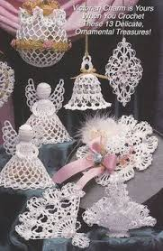 and easy ornament and other free crochet