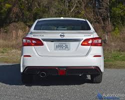 sentra nissan 2010 2017 nissan sentra nismo review u0026 test drive