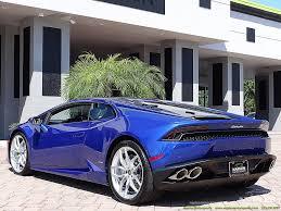Lamborghini Huracan Blue - 2015 lamborghini huracan lp 610 4