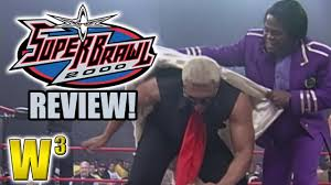 Halloween Havoc 1995 Osw by Wcw Superbrawl 2000 Review Wrestling With Wregret Youtube