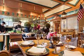 Kitchen Table Restaurant by The Kitchen The Inn At Little Washington