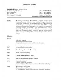 Pharmacy Technician Trainee Resume Insurance Adjuster Cover Letter Images Cover Letter Ideas