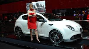 alfa romeo mito gta 2009 first official picture by car magazine