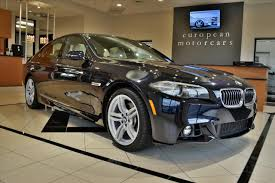 bmw 5 series 535i xdrive m sport for sale used cars on