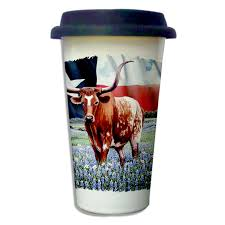 Ceramic travel mug cuppa custom coffee mugs