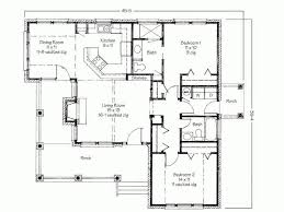 modern one house plans small modern floor plans home deco plans