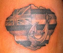 syella learn hawaiian fish hook tattoo designs
