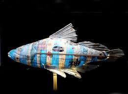 266 best fish creations images on pinterest fish art metal