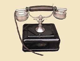 telephone bureau elektrisk bureau telephones