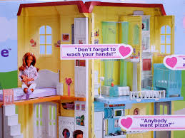 amazon com barbie happy family sounds like home smart house