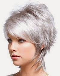 short crown layered shag long haircut 25 short hairstyles for fine hair to try this year short shag