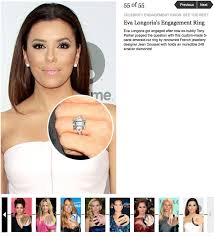 best rings images Longoria 39 s ring by jean dousset in look uk 39 s best engagement png