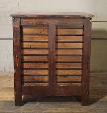 Wood Storage Cabinets With Drawers Vintage Industrial Wood Hamilton Multi Drawer Printers Storage