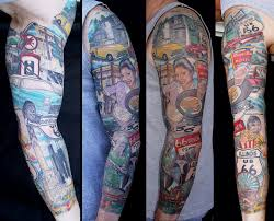 subaru tattoo download route 66 tattoo sleeve danielhuscroft com