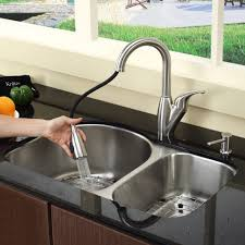 Kitchen Faucets With Pull Out Spray Kitchen Lowes Kitchen Faucets Delta Best Kitchens Lighting