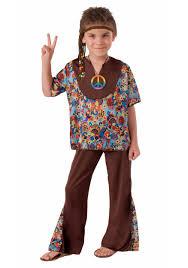 Boy Costumes Hippie Boy Costume