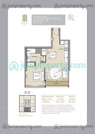 Floor Plan To Scale by Marina Gate Tower 2 Floor Plans Justproperty Com