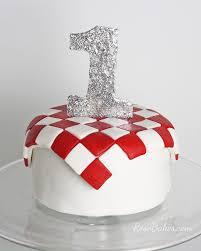 number cake topper behance