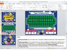 family feud powerpoint game template family feud pinterest