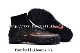 womens football boots uk black bright mango nike womens mercurialx proximo tf turf