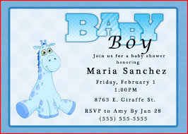 baby boy baby shower invitations inspirational baby shower invitations for boys gallery of baby
