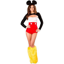 Halloween Adults Costumes 10 Mickey Mouse Costume Ideas Diy