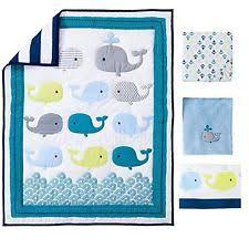 Octopus Comforter Set Ocean Crib Bedding Ebay