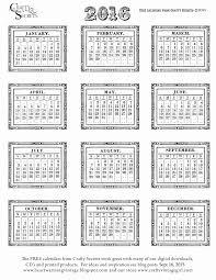 printable calendar year 2015 2017 12 month calendar on one page inspirational blank calendar year