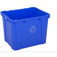 Decorative Recycling Containers For Home Shop Recycling Bins At Lowes Com