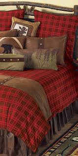 nison plaid bedding