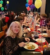 victa christmas party for young people and volunteers victa children