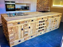 repurposed kitchen island wooden pallets repurposed kitchen island wood pallet furniture