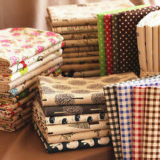 Retro Upholstery Upholstery Craft Fabric Squares Ebay