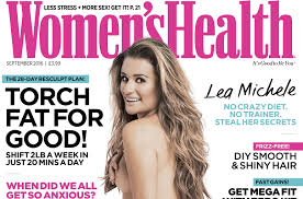 lea michele magazine cover reveals cory monteith tattoo
