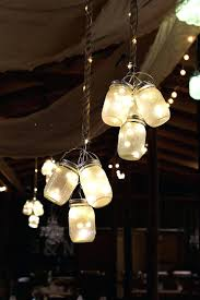 How To Make Mason Jar Chandelier How To Make A Bell Jar Chandelier Best 20 Diy Mason Jar Lights