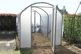 serre tunelle de jardin serre tunnel largeur 2 m atlantic jardin couvert