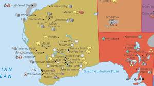atlas map of australia primary atlas demap