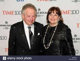 new york ny usa 21st apr 2015 jeffrey garten ina garten at