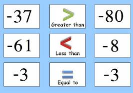 comparing numbers free math worksheets