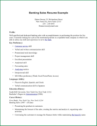 Salesman Resume Examples by Investment Banking Sales Resume Resourcecom Bank Manager Cv