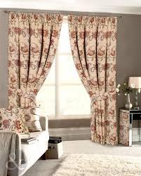 luxury vintage beige jacquard pencil pleat curtain curtains uk