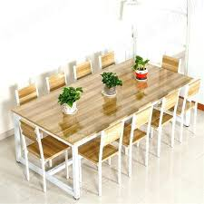 Narrow Conference Table Modern Desk Conference Table Rectangular Simple