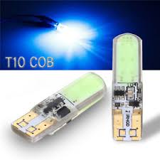 strobe light bulbs for cars 2x t10 194 w5w cob led car ultra bright silica flash strobe light