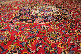 Large Red Area Rug Oriental Rug Red Roselawnlutheran