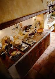 Cucine In Muratura Usate by Cucine Country Chic Componibili In Legno Ecologiche Valdelsa Siena